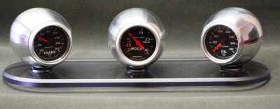 Gauge Pod - Polished