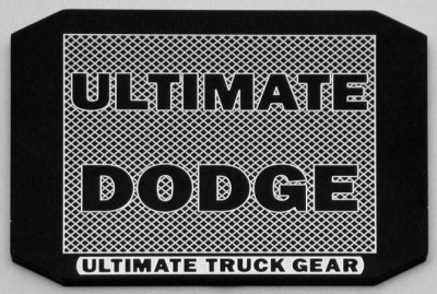Ultimate Dodge