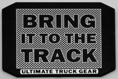 Bring it to the Track