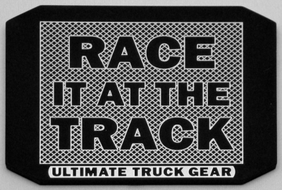 Race it at the Track