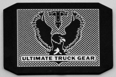 Ultimate Truck Gear Hitch Cover